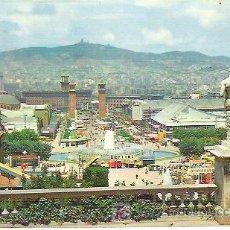 Postales: NUM 45 BARCELONA *** VISION COLOR , NO CIRCULADA ***1963. Lote 7233346