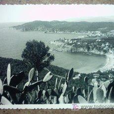 Postales: PALAFRUGELL PANORÁMICA DE LLAFRANCH Y CALELLA Nº 10. Lote 26383524