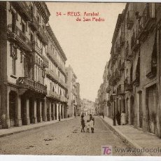 Postales: REUS-TARRAGONA. Lote 13694006