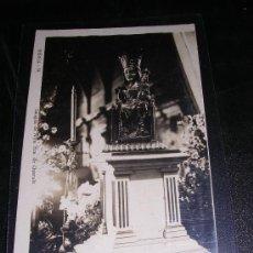 Postales: BERGA- 10 IMAGEN DE NTRA SRA. DE QUERALT.-14X9 CM. . Lote 7422729