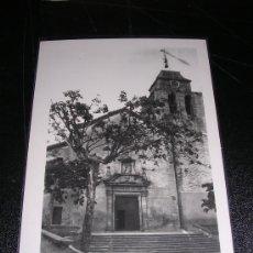 Postales: L'AMETLLA DEL VALLES, ESGLESIA. Lote 7517611