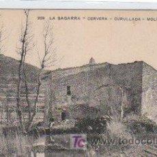Postales: POSTAL DE ENSENYANSA CATALANA Nº209, CERVERA. Lote 7628038