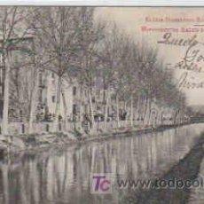 Postales: POSTAL DE TORTOSA Nº15, ROQUETAS CANAL DEL EBRE, FOT. R. BORRELL, CIRCULADA. Lote 7807467