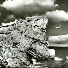 Postales: SALOU - FARO Y DETALLE DE LA COSTA - CHINCHILLA. Lote 26319888