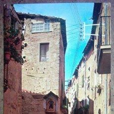POSTAL DE GUISSONA - Capella de Sant Magi y pujada Capdevila , circulada