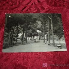 Postales: CABRERA MANANTIAL MODOLELL FOTO GUELL ARGENTONA. Lote 7940115