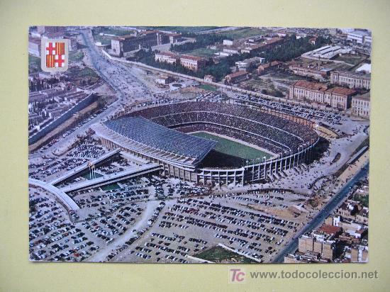 ESTADI FC. BARCELONA (Postales - España - Cataluña Moderna (desde 1940))