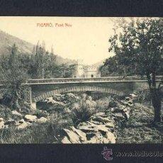 Postales: POSTAL DEL FIGARO: PONT NOU (THOMAS). Lote 8181338