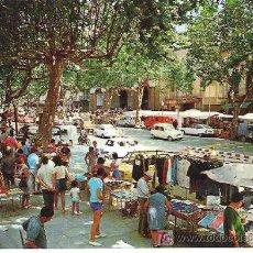 Postales: ARENYS DE MAR - RAMBLA *** POSTALES COLOR *** CIRCULADA 1983. Lote 8268269