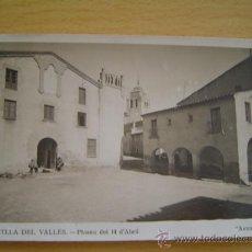 Postales: POSTAL AMETLLA DEL VALLES. Lote 26511420