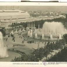 Postales: BARCELONA. EXPOSICIÓN INTERNACIONAL 1929.. Lote 8447641