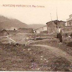 Postales: POSTAL AT.V. MONTSENY PINTORESCH Nº 11 MAS CERVERA. Lote 221893057