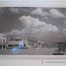 Postales: POSTAL EL VENDRELL (TARRAGONA) PLAYA SAN SALVADOR. Lote 8655553