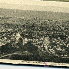 Postales: BARCELONA, VISTA PANORAMICA - ROISIN . Lote 23119923