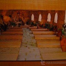 Postales: POSTAL SANTUARI DE LA FONT - SANTA CASTELL DE SUBIRATS CEMENTIRI SIN CIRCULAR. Lote 8908907