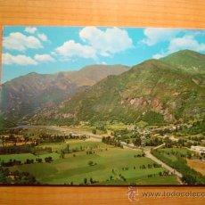 Postales: POSTAL PIRINEU CATALA (LLEIDA) BARRUERA VISTA GENERAL CIRCULADA. Lote 9005617