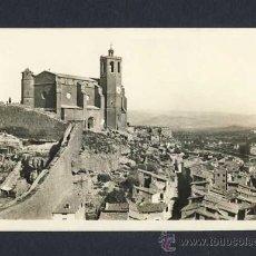 Postales: POSTAL DE BALAGUER: VISTA PANORÀMICA (EDIT.FOTOGRAFICA, FOTO BERTRAN NUM.4). Lote 9009276