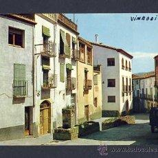 Postales: POSTAL DEL VIMBODI: PLAÇA D' ESPANYA I CARRER DE CATALUNYA (CHINCHILLA NUM.5). Lote 9039546