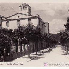 Postales - LA GARRIGA.CALLE CARDEDEU.FOTO ANDREU.CIRCULADA.VER FOTO ADICIONAL - 24354453