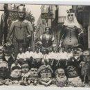 Postales: (PS-6812)POSTAL FOTOGRAFICA DE MATARO-GIGANTES Y CABEZUDOS. Lote 9087349