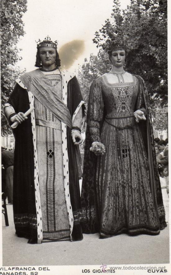 VILAFRANCA DEL PENEDES-BARCELONA (Postales - España - Cataluña Moderna (desde 1940))