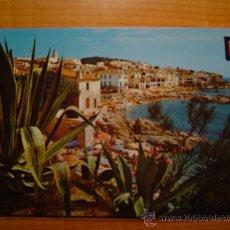 Postales: POSTAL CALELLA DE PALAFRUGELL (COSTA BRAVA) VISTA GENERAL SIN CIRCULAR. Lote 9123217