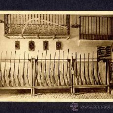 Postales: POSTAL DE RIPOLL: MUSEU FOLKLORIC, SECCIÓ D' ARMES I FORJA RIPOLLESA. ARMAS (MUMBRU NUM.10). Lote 9631541