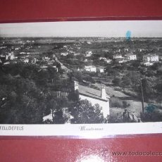 Postales: CASTELLDEFELS - MONTEMAR. Lote 9299249