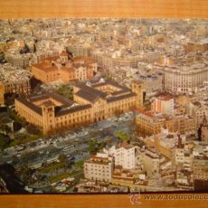 Postales: POSTAL BARCELONA PLAZA UNIVERSIDAD ESCRITA. Lote 9307391