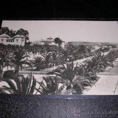 Postales: SALOU-PASEO DE LA PLAYA.(CASA CHINCHILLA) 14X9 CM.. Lote 9311218