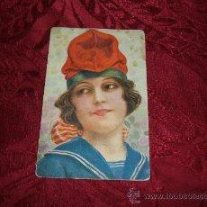 Postales: TIPO CATALANA,R MIR,ANDREU MIR S C BARCELONA. Lote 9394041