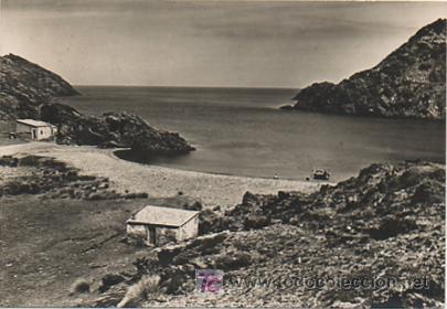 COSTA BRAVA. PORT DE LA SELVA. PLAYA DE TAVALLERA. (Postales - España - Cataluña Antigua (hasta 1939))