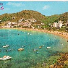 Postales: POSTAL A COLOR COSTA BRAVA Nº 1103 ROSAS GRAN VISTA DE LA ALMADRABA. Lote 9618844