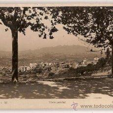 Postales: ANTIGUA POSTAL 10 GELIDA VISTA PARCIAL EDIT LLOPIS CIRCULADA 1947. Lote 9697855