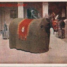Postales: POSTAL DE REUS ( TARRAGONA ) GIGANTES DE REUS Nº 1. Lote 2118504