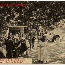Postales: VALLVIDRERA , BARCELONA, ALREDEDORES. Lote 17966639