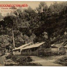 Postales: VALLVIDRERA , BARCELONA, ALREDEDORES. Lote 18048443