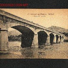 Postales: POSTAL DE TORROELLA DE MONTGRI (GIRONA): EL PONT (ROISIN NUM.5). Lote 1387465