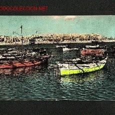 Postales: POSTAL DE TARRAGONA: VISTA DE LA CIUTAT DES DEL MAR (ZERKOWITZ, 10069) (BARQUES). Lote 1387767