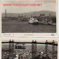 Postales: DOS POSTALES DE BARCELONA CAPITAL. Lote 4693443