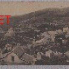 Postales: POSTAL TRIPLE. 7. BARCELONA - TIBIDABO. VISTA DE LA MONTAÑA Y SUS ALREDEDORES. ROISIN FOTOGRAFO. Lote 23807692