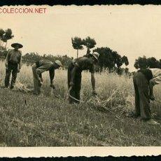 Postales: SANTPEDOR *HEREDAD CASAGEMAS* FOTO 87 X 137 MMS. CIRCULADA 1945.. Lote 2359467