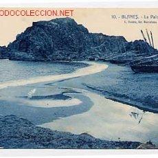 Postales: BLANES. LA PALOMERA. GIRONA. Lote 2398512