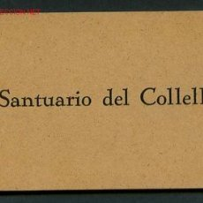 Postales: SANT FERRIOL. EL COLLELL. ED. RIUSSET. BLOC COMPLETO DE 12 POSTALES.. Lote 2475058