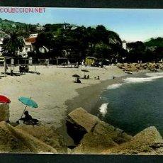 Postales: CALDES D'ESTRAC *PLAYA DEL PASEO DE LOS INGLESES* ED. E.M. Nº 24. CIRCULADA.. Lote 2548642