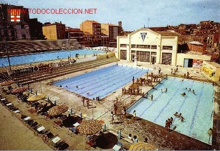 Manresa barcelona piscinas municipales e comprar for Piscinas municipales barcelona