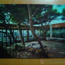 Postales - POSTAL TERRAZA DEL HOTEL INFANTE HOSPITALET DEL INFANTE SIN CIRCULAR - 9767665