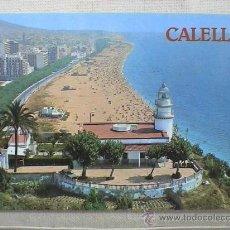 Postales: CALELLA DE LA COSTA. FARO (MARESME). Lote 15073549