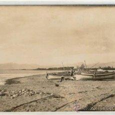 Postales: (PS-7453)POSTAL FOTOGRAFICA DE SALOU(TARRAGONA)-PLAYA. Lote 9997922