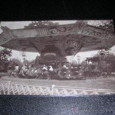 Postales: TURO PARK - CARROUSEL - BARCELONA. Lote 10077152